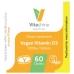 Vitashine vegan vitamin D3 1000iu 60 tabl. VEGETOLOGY