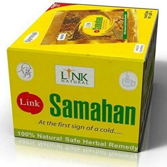 SAMAHAN tēja 100g (25 paciņas, katra 4g)