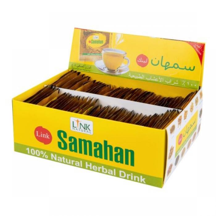 SAMAHAN tēja 400g (100 paciņas, katra 4g)