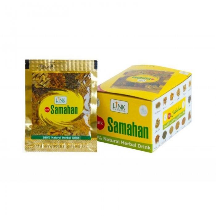SAMAHAN tēja 40g (10 paciņas, katra 4g)