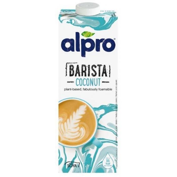 Kokosriekstu dzēriens Barista 1L ALPRO