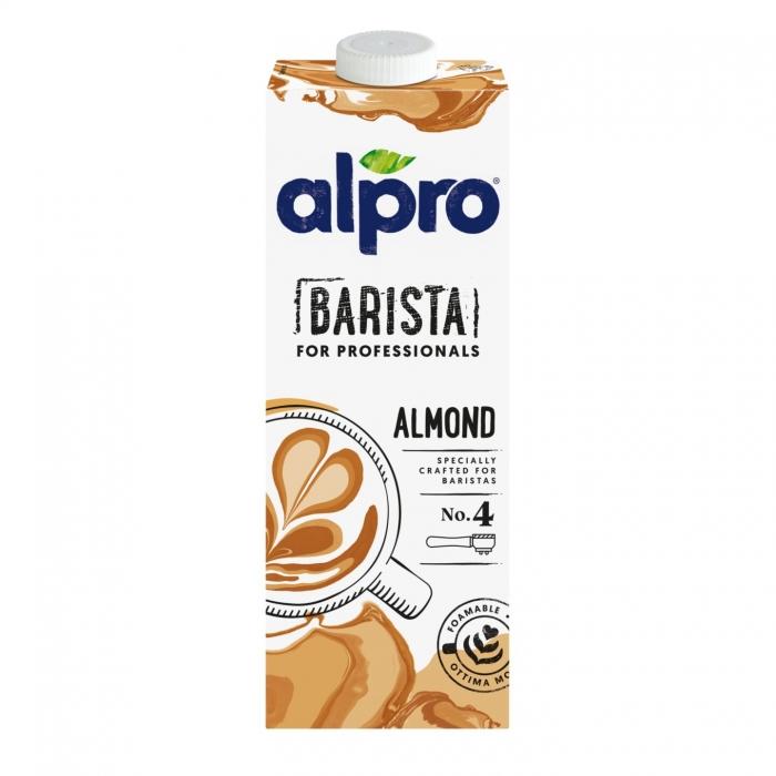 Mandeļu dzēriens Barista for Professionals 1L ALPRO