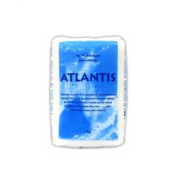 Atlantijas jūras sāls, rupjā, ATLANTIS, 1kg