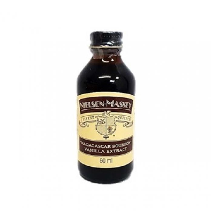 Madagaskaras Burbona vaniļas ekstrakts BIO 60ml