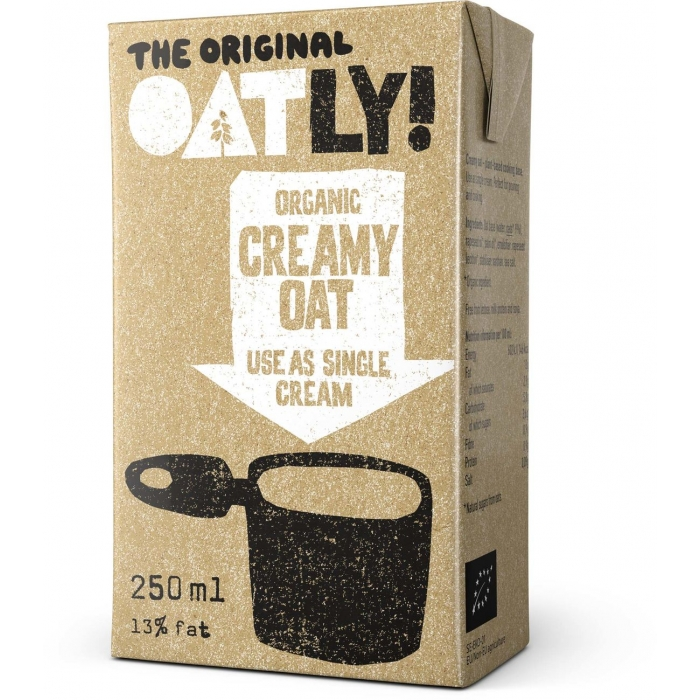 Auzu krēms BIO OATLY 250ml