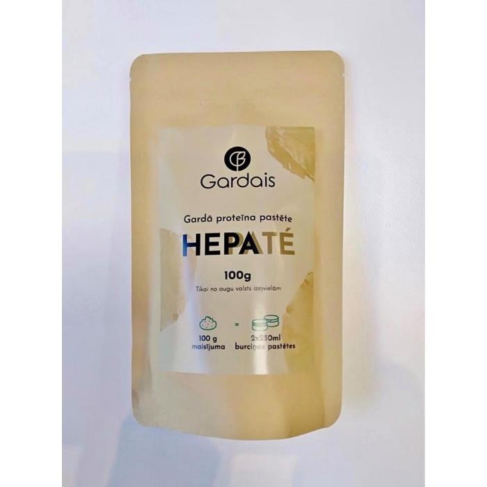 Gardā proteīna pastēte Hepaté 100g GARDAIS