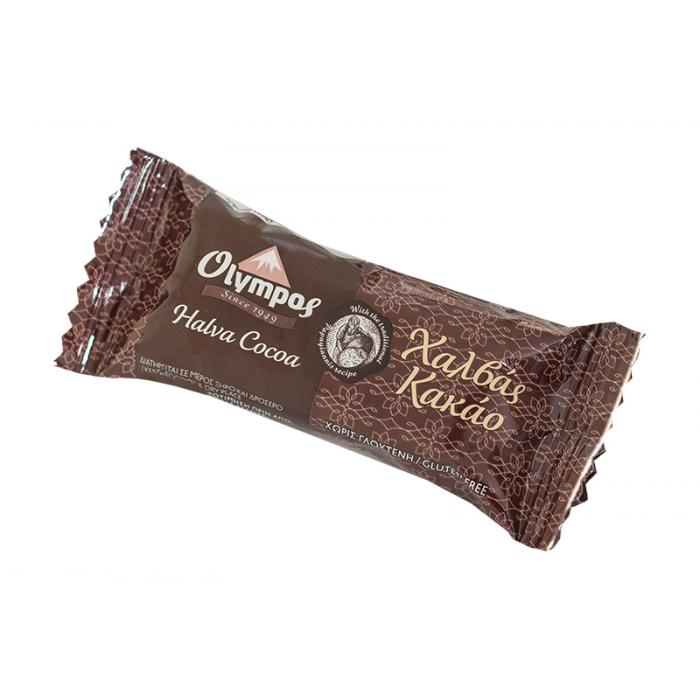 Sezama halvas batoniņš ar kakao 40g