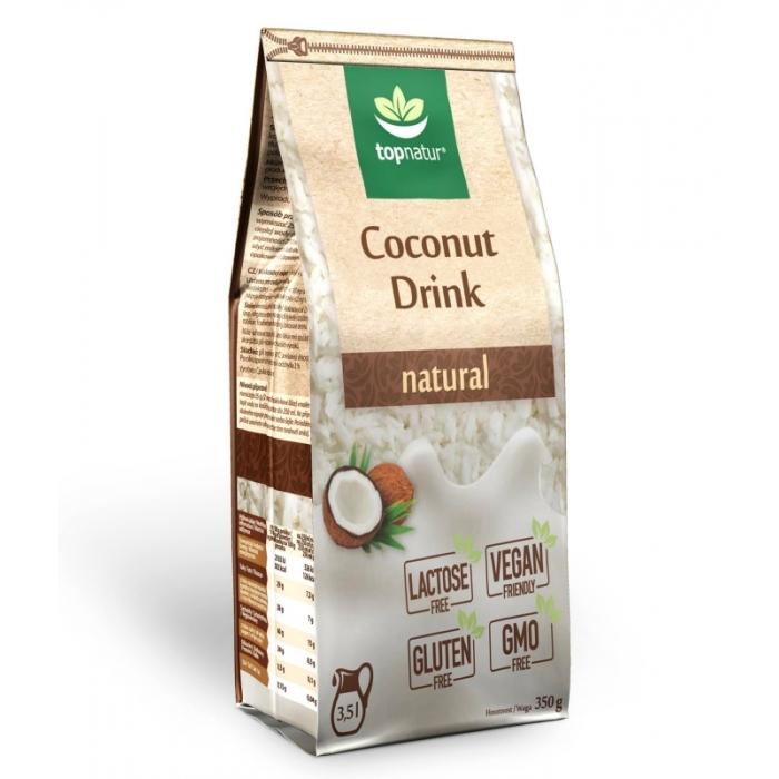 Kokosriekstu dzēriena pulveris TOPNATUR 350g