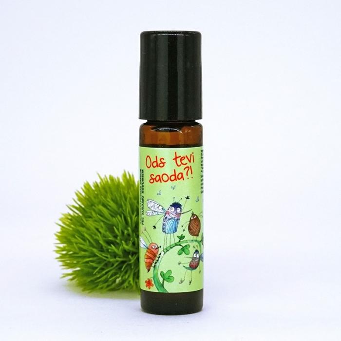 Ods tevi saoda?! aromterapeitisks zīmulis pēc kukaiņu kodumiem AROMAMA 10ml