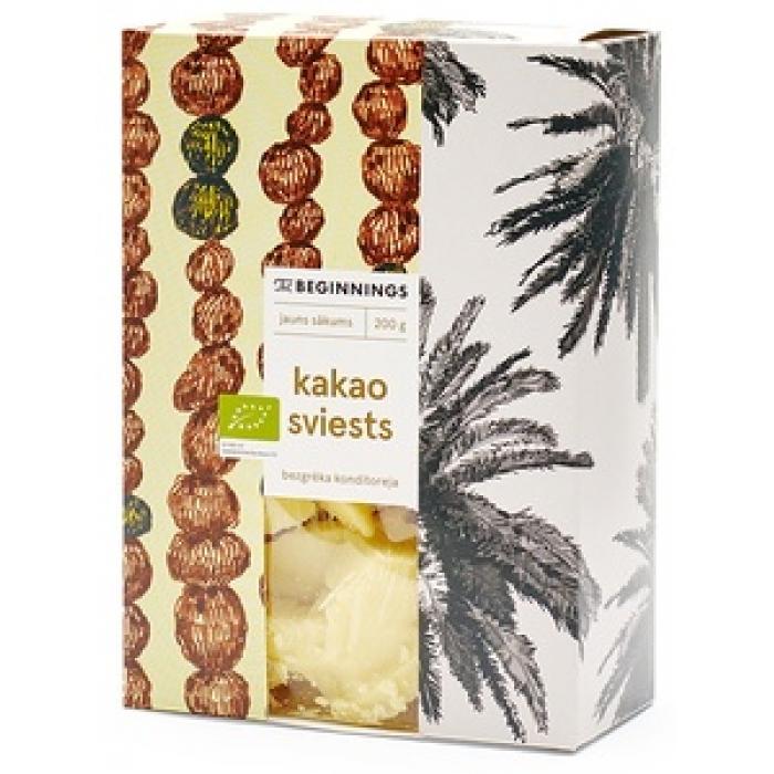 Kakao sviests 200g BIO BEGINNINGS