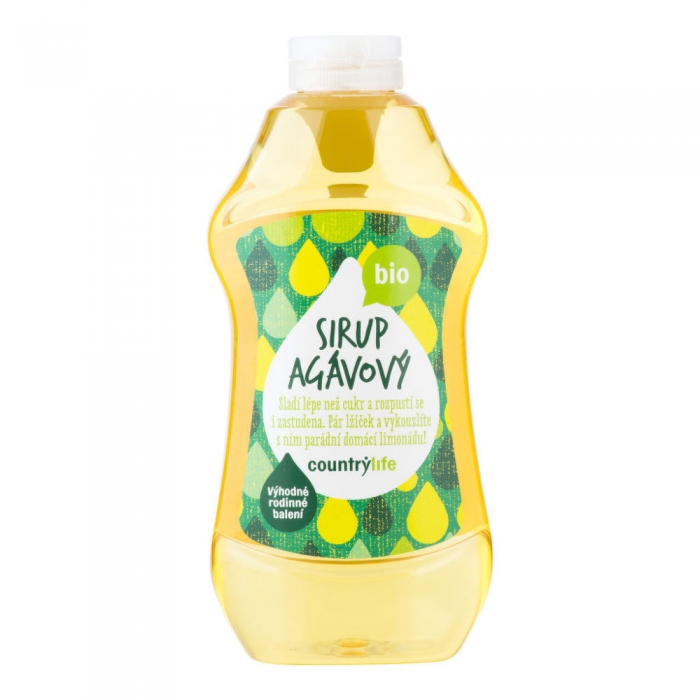 Agaves sīrups BIO 874 ml