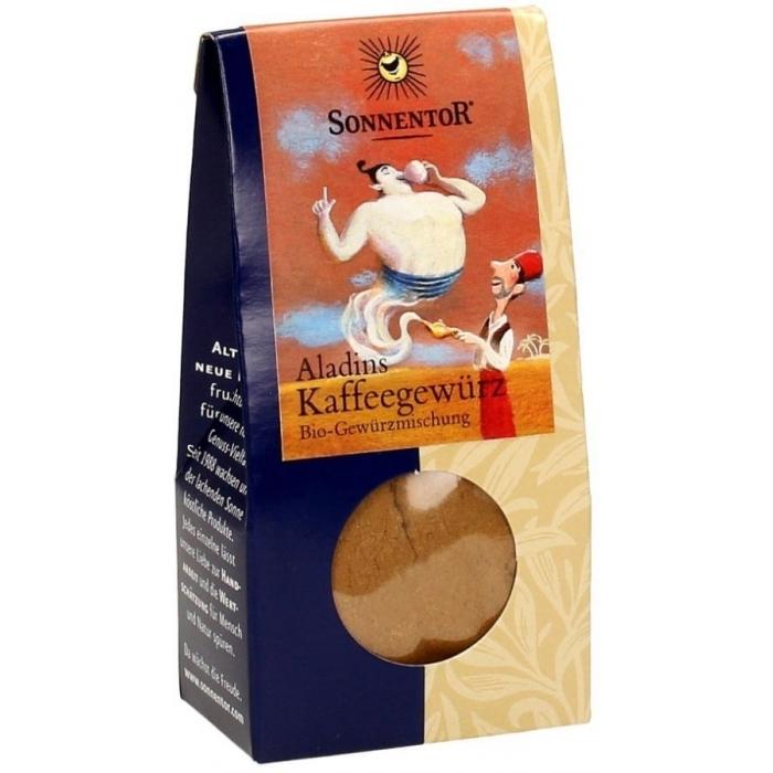 Aladina garšvielas kafijai BIO 25 g