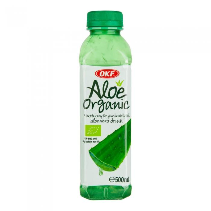 Aloe Vera dzēriens BIO 500 ml