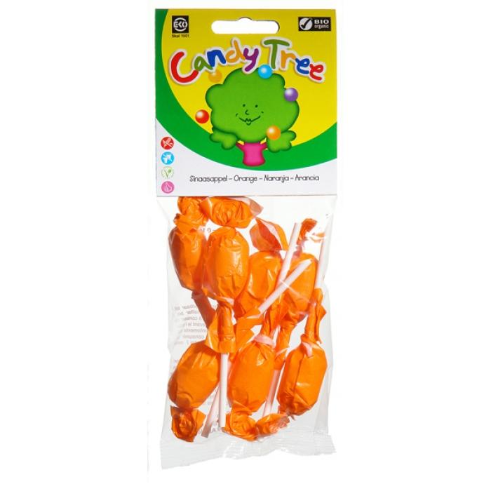 Apelsīnu konfektes uz kociņa BIO 7x10g