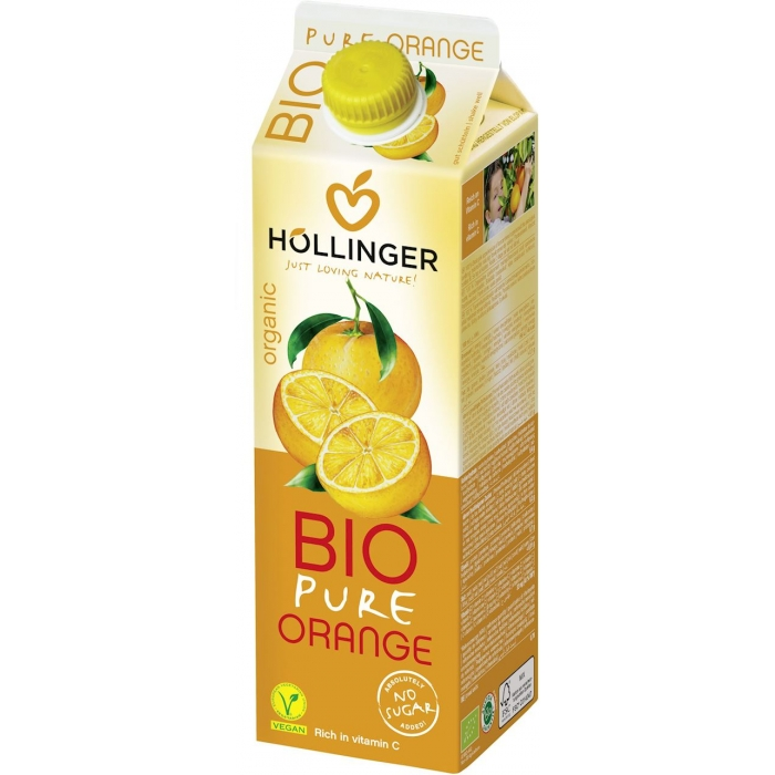 Apelsīnu sula BIO 1l