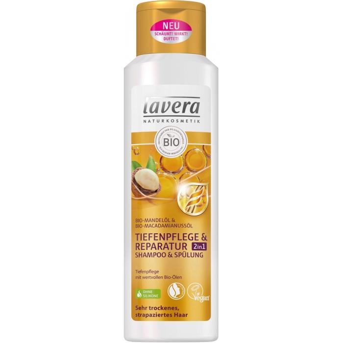 Atjaunojošs šampūns un kondicionieris BIO 250ml