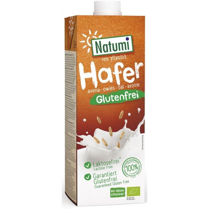 Auzu dzēriens bez glutēna BIO 1l