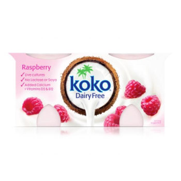 Aveņu jogurta alternatīva, KOKO, 2x125g