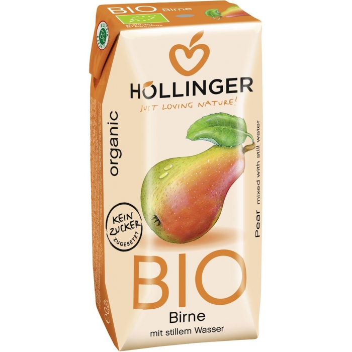 Bumbieru sula BIO 200ml HOLLINGER