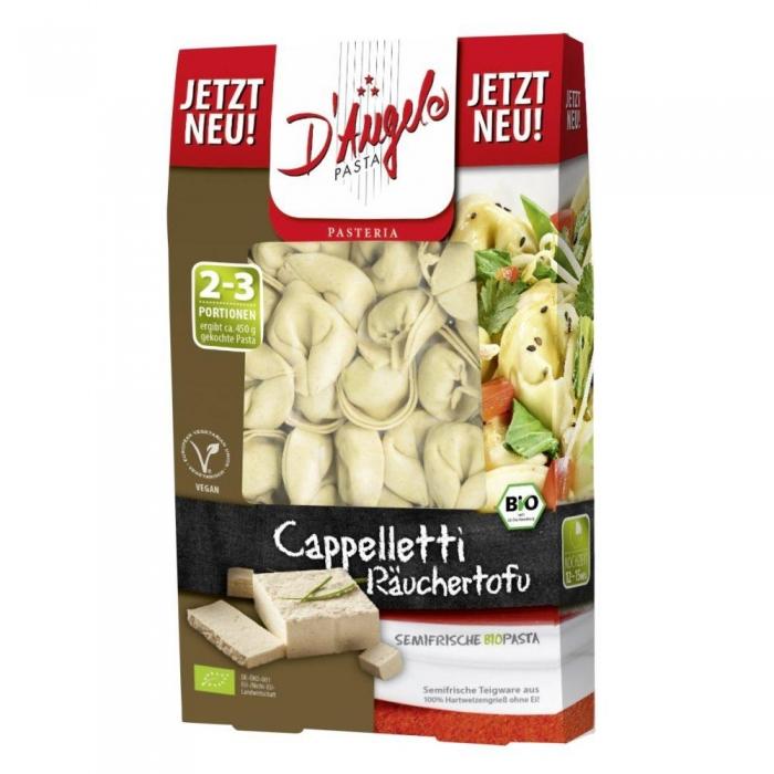 Cappelletti ar kupinātu tofu BIO 250g