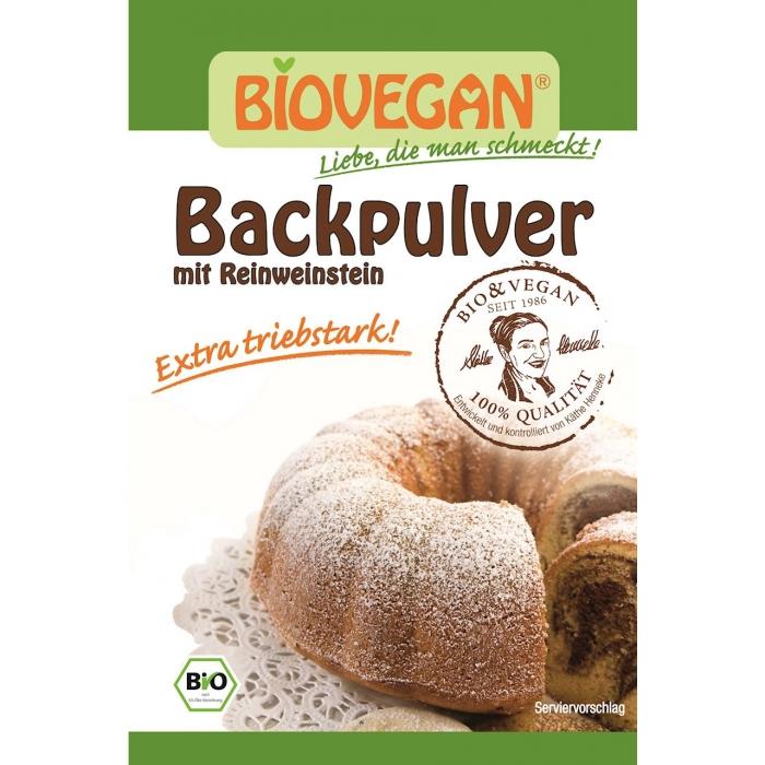 Cepamais pulveris ar tapioku un vīnakmeni bez glutēna BIO 3x17g