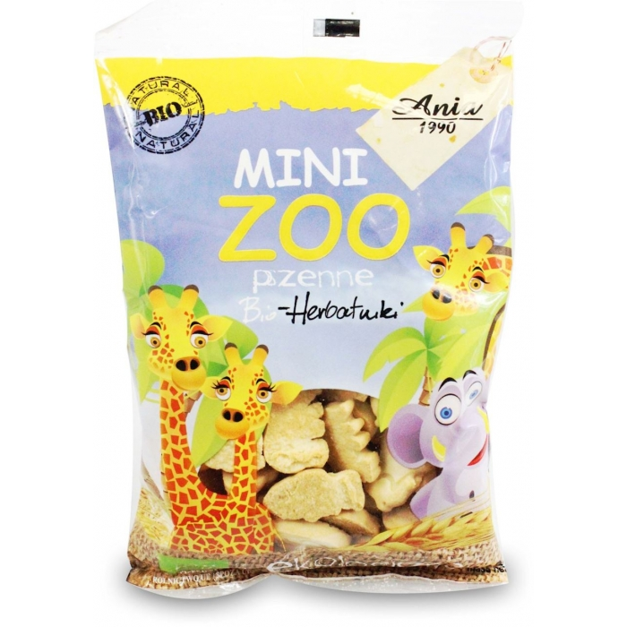 Cepumi Mini Zoo BIO 100g
