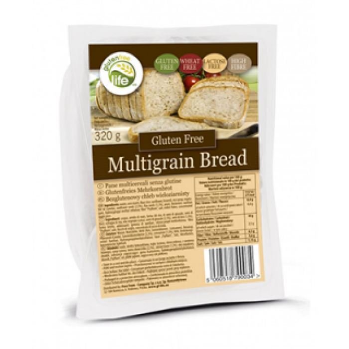 Daudzgraudu maize 320g
