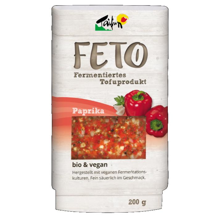 Feto paprika fermentēts sojas produkts BIO 200g