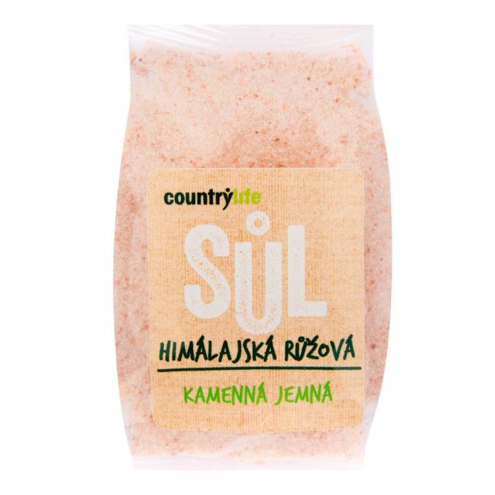 Himalaju sāls rozā, smalkais 500g