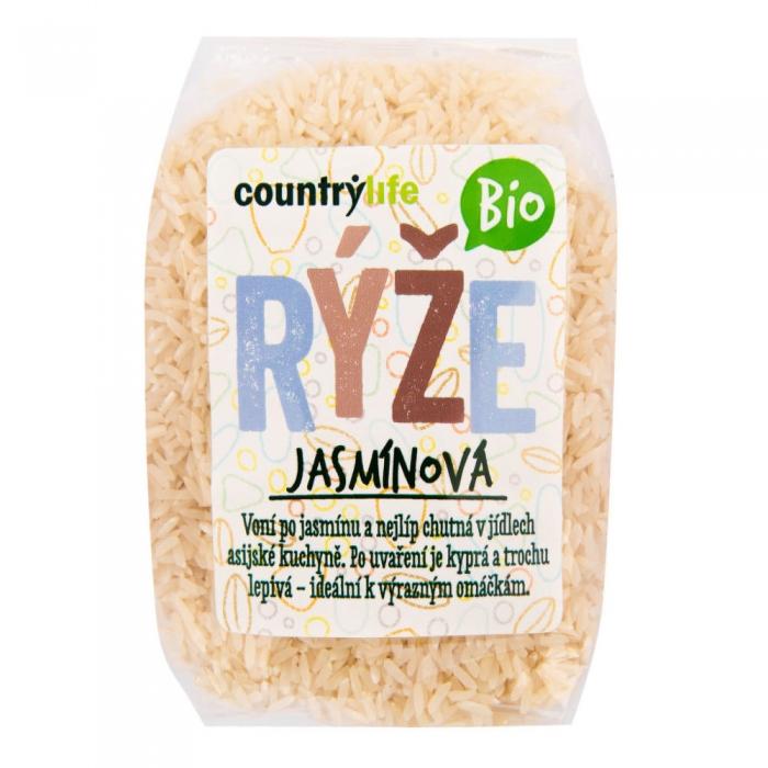 Jasmīna rīsi, baltie BIO 500g