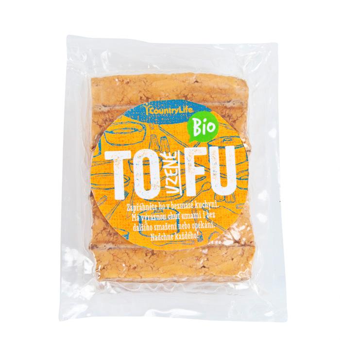 Kūpināts tofu, BIO, COUNTRY LIFE, 250g