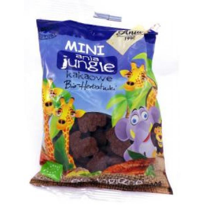 Kakao cepumi Mini Zoo BIO 100 g