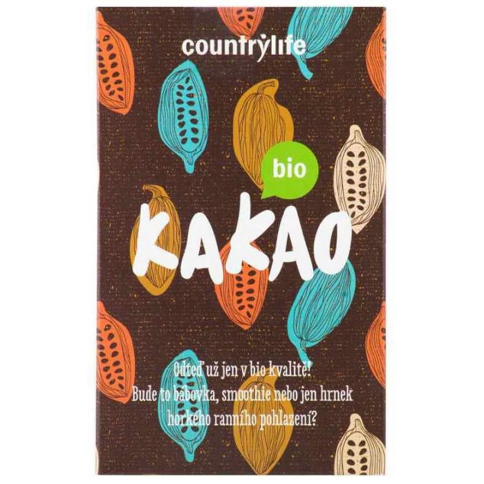 Kakao pulveris BIO 150 g