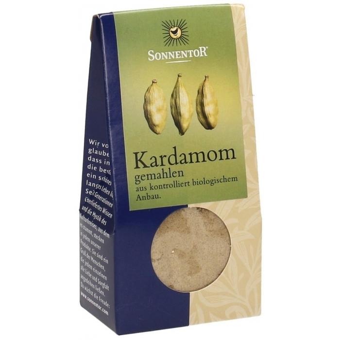 Kardamons, malts BIO 50g