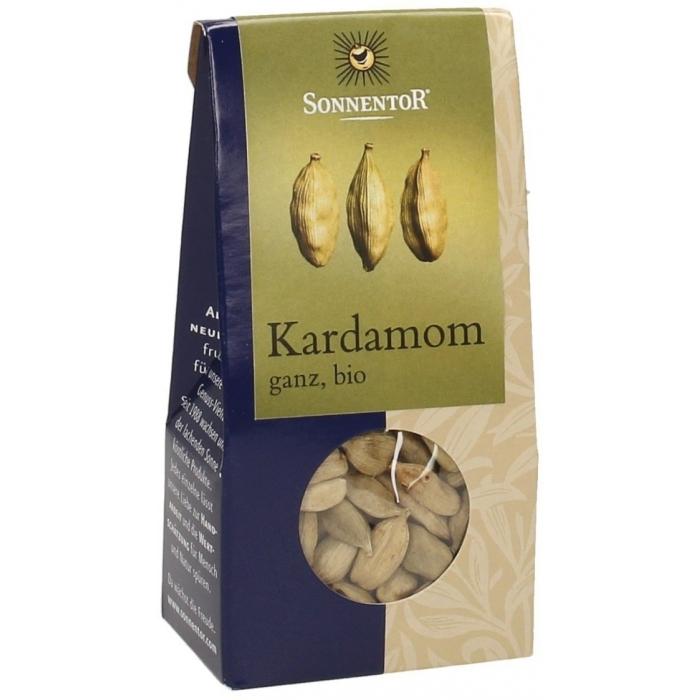 Kardamons, vesels BIO 30 g