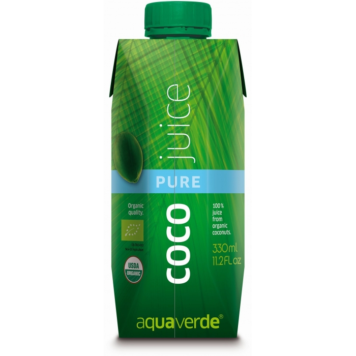 Kokosriekstu ūdens BIO 330 ml