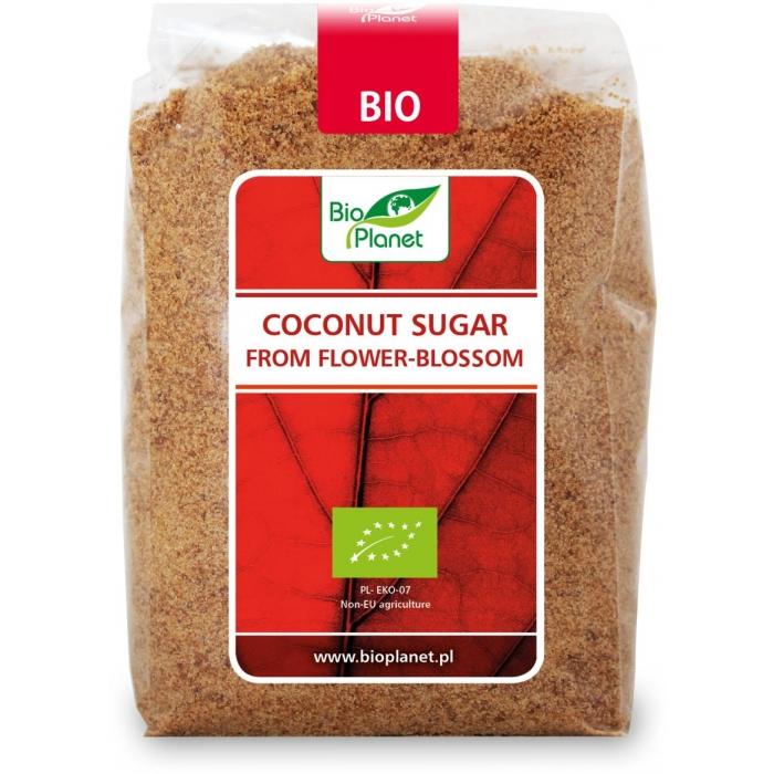 Kokosriekstu cukurs BIO 300g