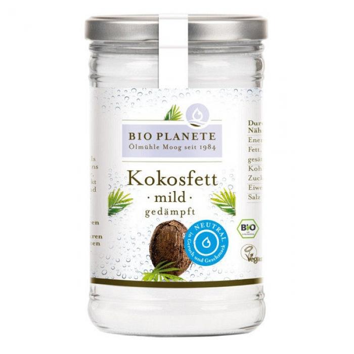 Kokosriekstu eļļa dezodorēta BIO 950ml