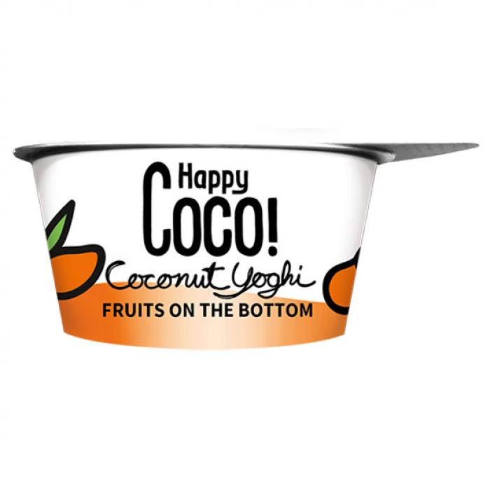 Kokosriekstu jogurta alternatīva ar mango un pasifloru BIO 125g
