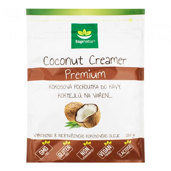 Kokosriekstu krēma pulveris 150g
