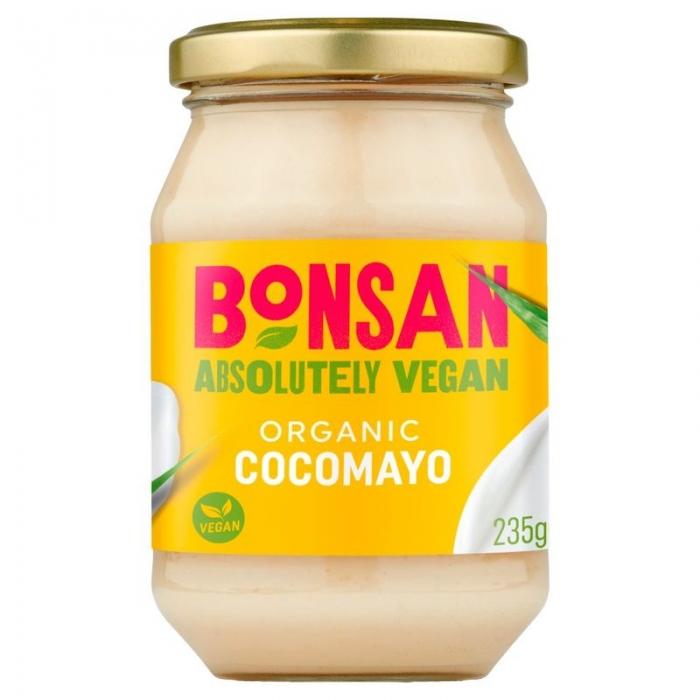 Kokosriekstu majonēze BIO 235g