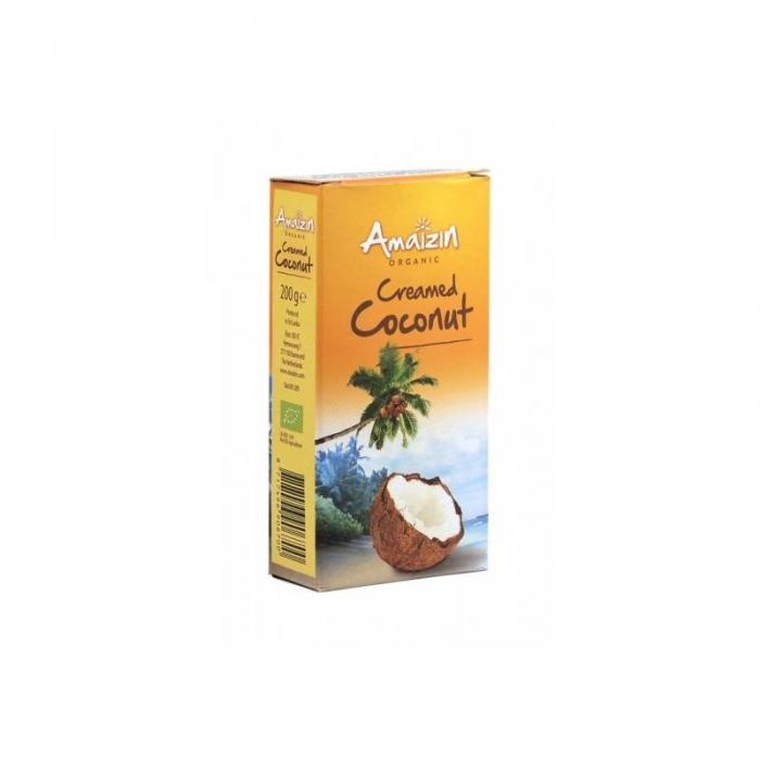 Kokosriekstu pasta BIO 200g