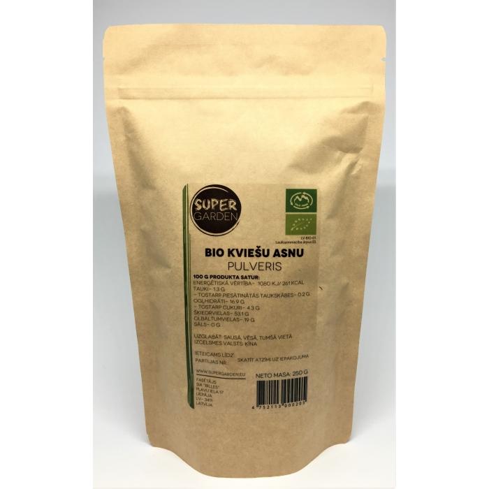 Kviešu asnu pulveris BIO 250 g