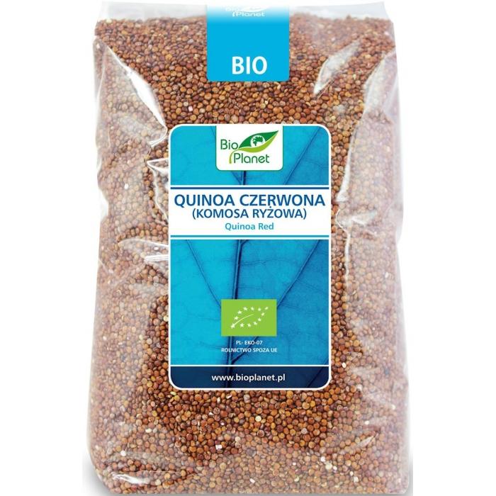 Kvinoja, sarkanā BIO 1kg