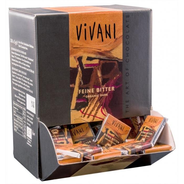 Mini šokolāde BIO 5g