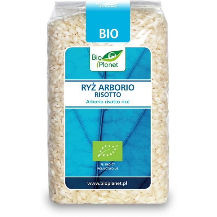 Rīsi, Arborio, risoto rīsi BIO 500g