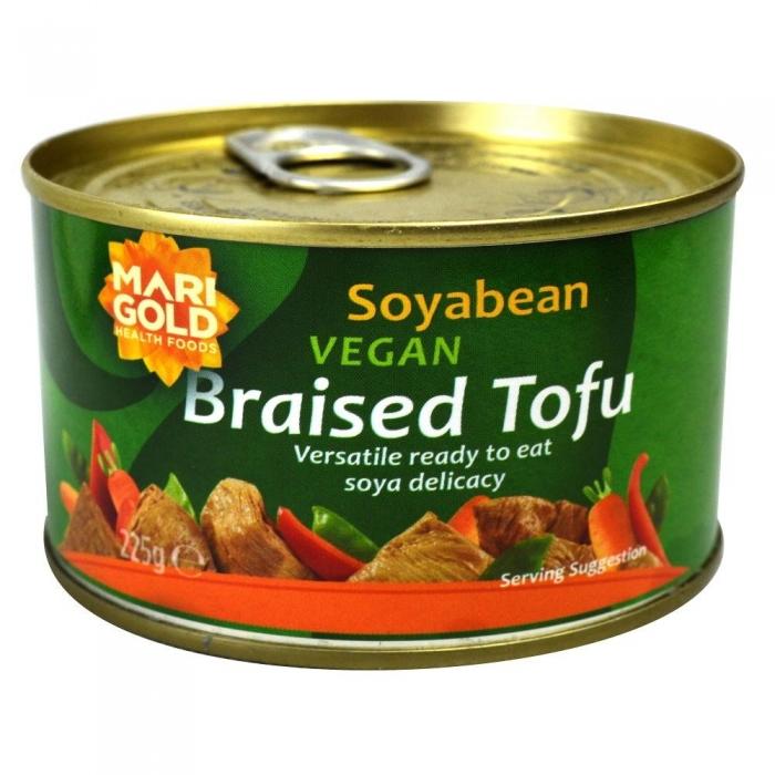 Sautēts tofu, bundžā 225g