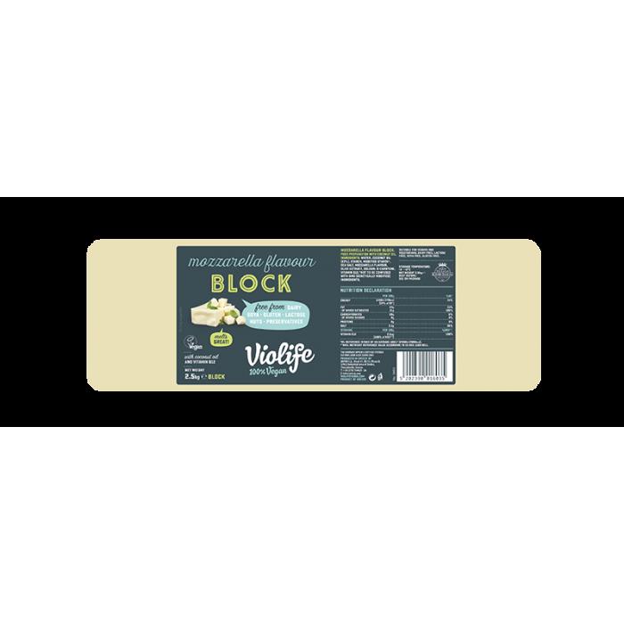 Siera alternatīva – picai ar mocarellas garšu (griezta no lielā bloka), VIOLIFE, 1kg cena