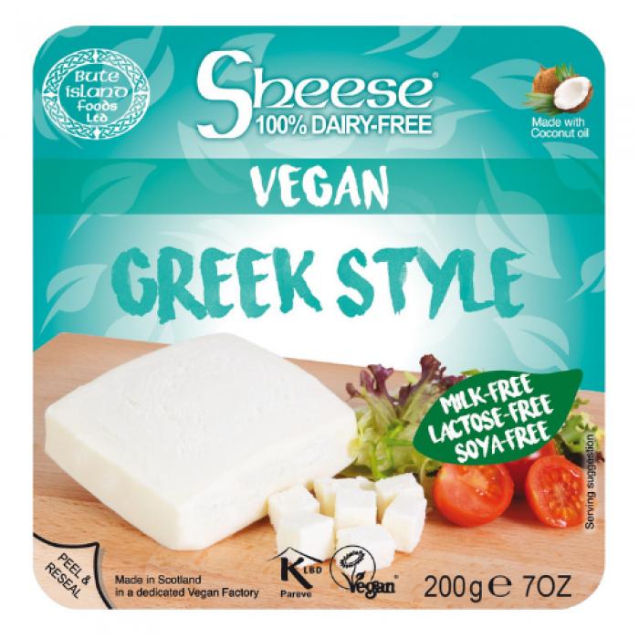 Siera alternatīva - grieķu siers, SHEESE, 200g