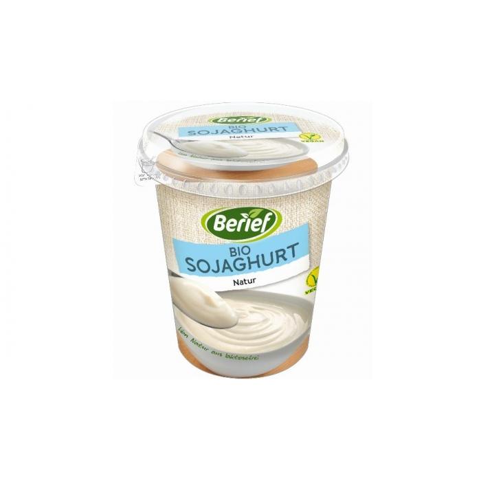 Sojas jogurts, BIO, BERIEF, 500ml